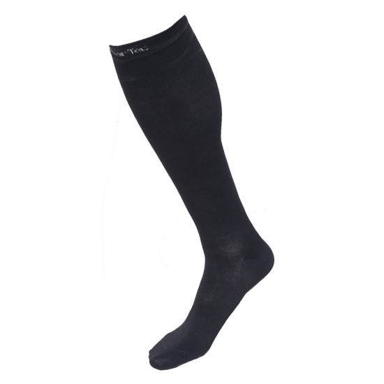 bamboo socks with gradual compression