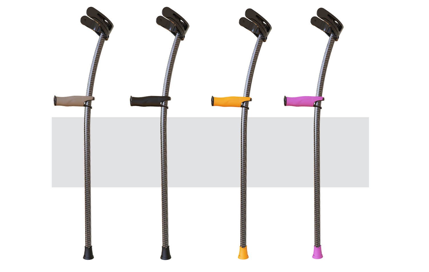 The Lightest Crutches in the World