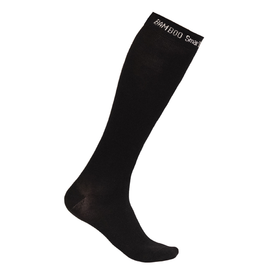 Compression socks for men in black