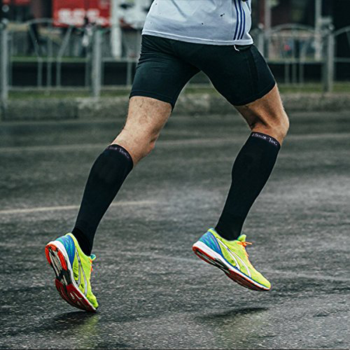 Compression socks for men, for running