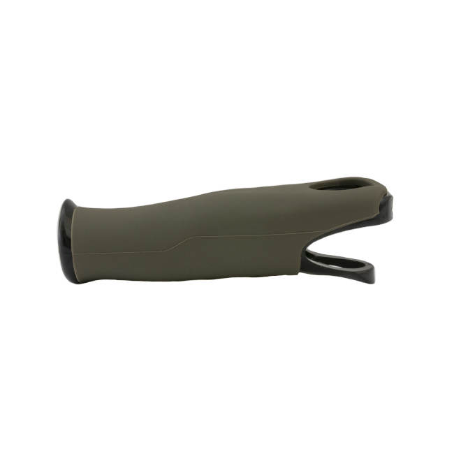 ergonomic handgrip for crutches
