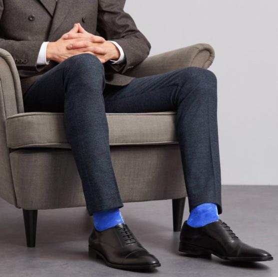 dimensioni 5 paia calze lavoro medico da uomo bianche calzino professionale Calze Ver