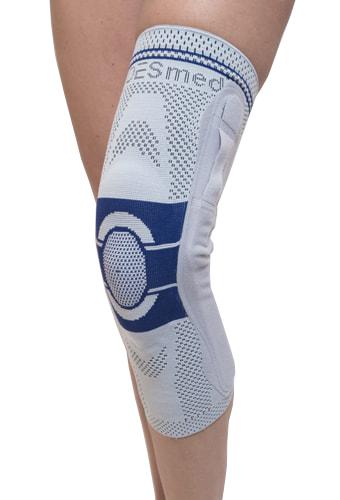 ginocchiera rotulea per la riabilitazione del ginocchio..