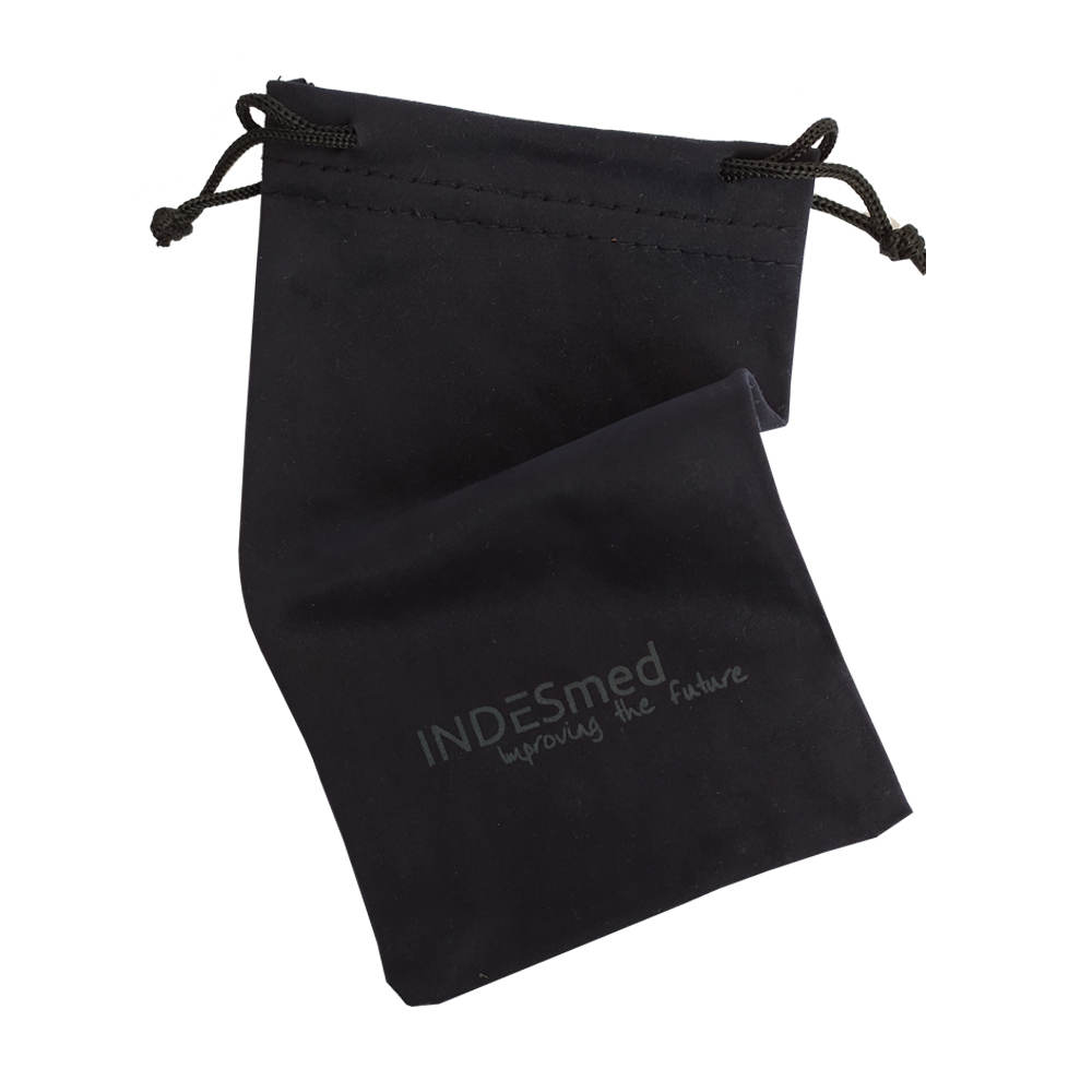 Eyeglasses pouch microfiber soft and gentle cleaner