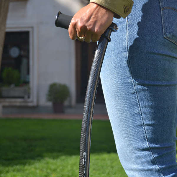 Canes for walking with black grip